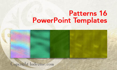 Patterns 16 PowerPoint Templates