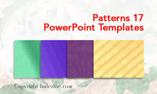 Patterns 17 PowerPoint Templates