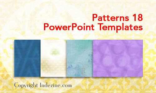 Patterns 18 PowerPoint Templates