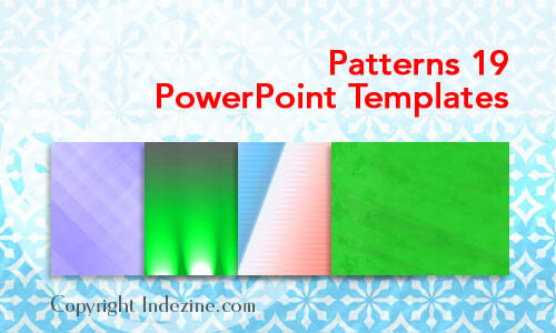 Patterns 19 PowerPoint Templates