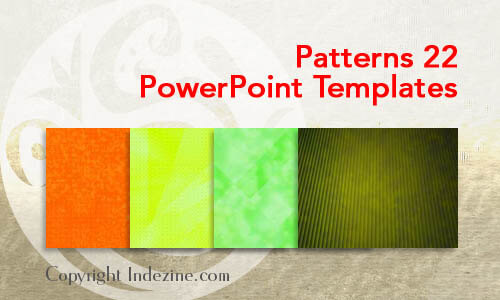Patterns 22 PowerPoint Templates