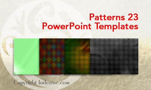 Patterns 23 PowerPoint Templates