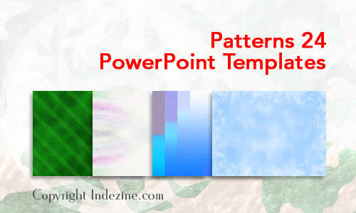 Patterns 24 PowerPoint Templates