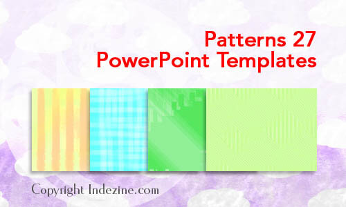 Patterns 27 PowerPoint Templates