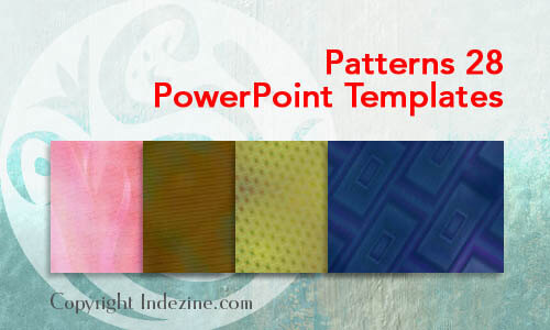 Patterns 28 PowerPoint Templates