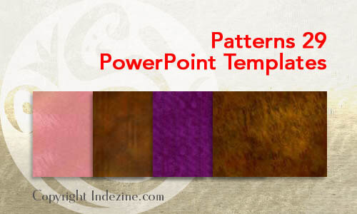 Patterns 29 PowerPoint Templates