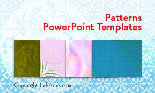 Patterns PowerPoint Templates