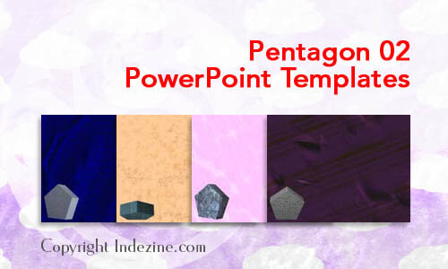 Pentagon 02 PowerPoint Templates