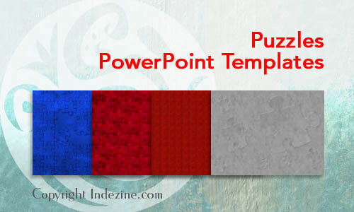 Puzzles PowerPoint Templates
