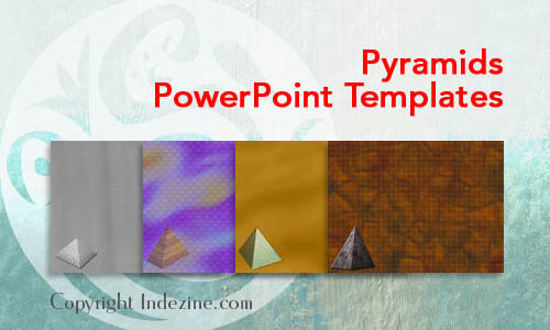Pyramids PowerPoint Templates
