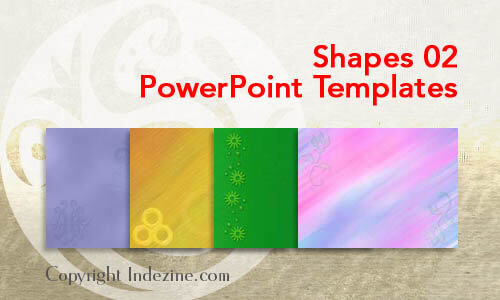 Shapes 02 PowerPoint Templates
