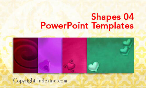 Shapes 04 PowerPoint Templates