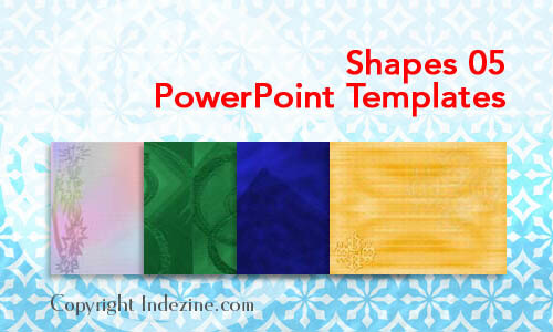 Shapes 05 PowerPoint Templates