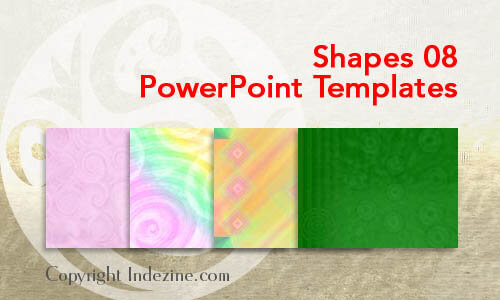 Shapes 08 PowerPoint Templates