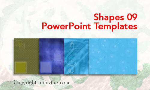 Shapes 09 PowerPoint Templates