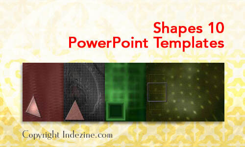 Shapes 10 PowerPoint Templates