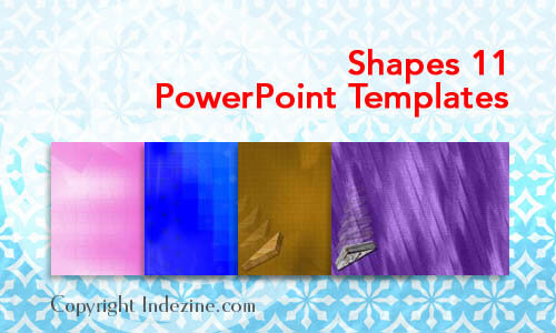 Shapes 11 PowerPoint Templates