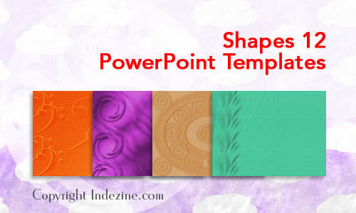 Shapes 12 PowerPoint Templates