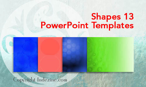 Shapes 13 PowerPoint Templates