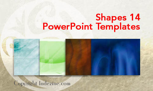 Shapes 14 PowerPoint Templates