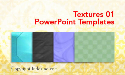Textures 01 PowerPoint Templates