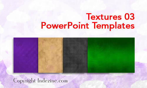 Textures 03 PowerPoint Templates