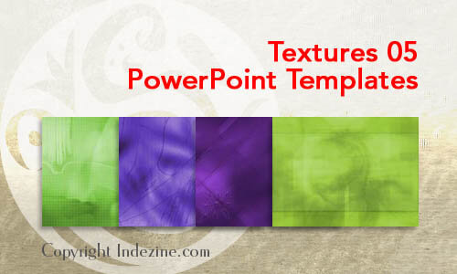 Textures 05 PowerPoint Templates