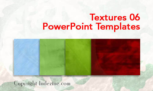Textures 06 PowerPoint Templates