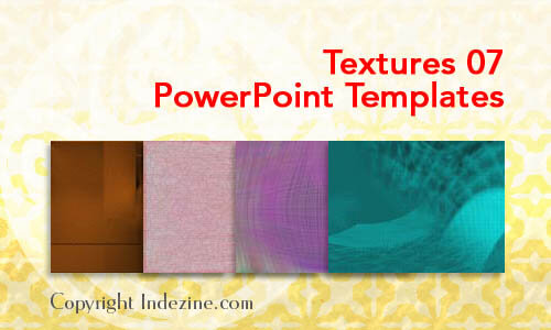 Textures 07 PowerPoint Templates