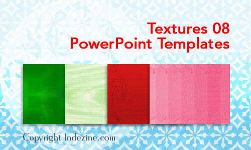 Textures 08 PowerPoint Templates
