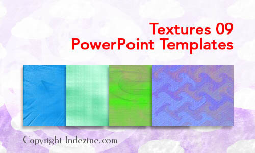 Textures 09 PowerPoint Templates