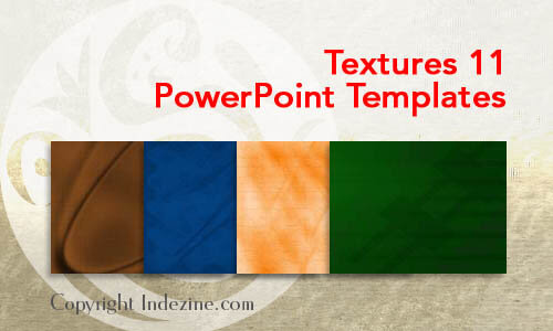 Textures 11 PowerPoint Templates