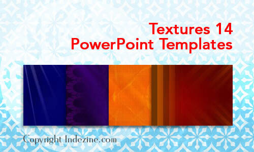 Textures 14 PowerPoint Templates