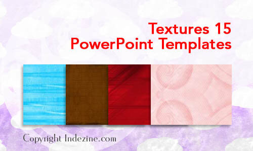 Textures 15 PowerPoint Templates