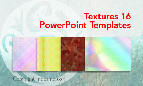 Textures 16 PowerPoint Templates