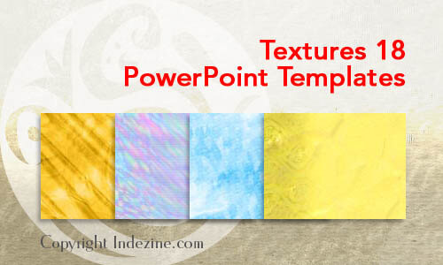 Textures 18 PowerPoint Templates