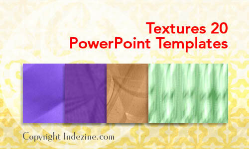 Textures 20 PowerPoint Templates
