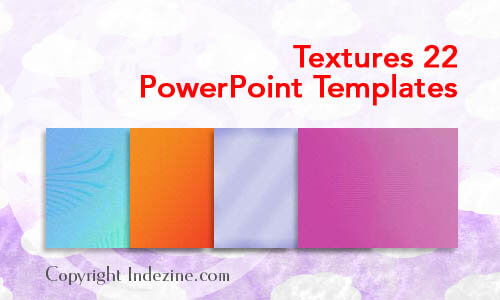 Textures 22 PowerPoint Templates