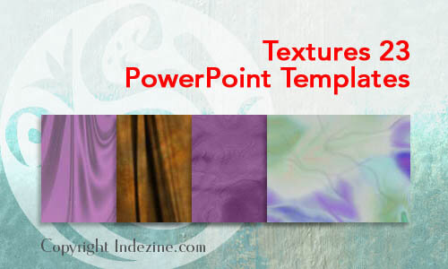 Textures 23 PowerPoint Templates