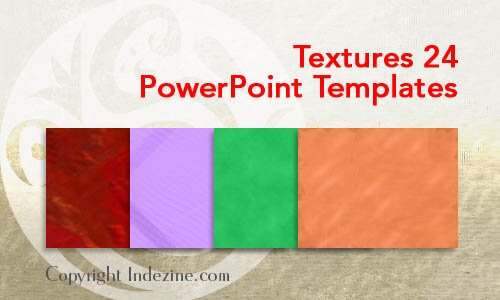 Textures 24 PowerPoint Templates