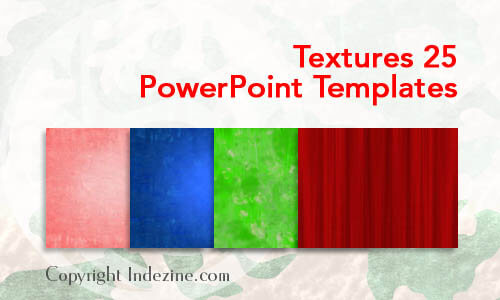 Textures 25 PowerPoint Templates