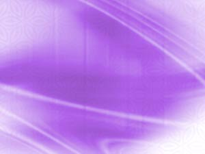 Purple Waves PowerPoint Templates