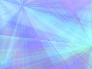 Azure Rays PowerPoint Templates