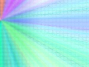 Rainbow Rays PowerPoint Templates